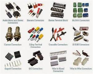 Types of Connectors - Electrical Engineering Books