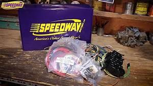 Speedway Tech Talk - Unboxing Wiring Harness Kits