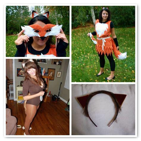 Carnevale fai da te: come fare un costume da volpe · Pane