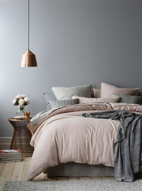 Wandgestaltung Schlafzimmer Grau by 25 Best Bedroom Ideas On Dusty