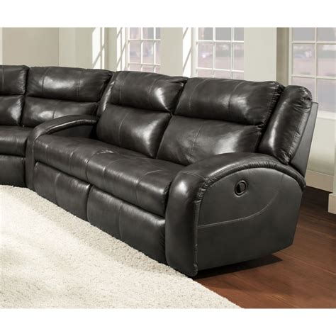 Southern Motion Reclining Sofa by Southern Motion Maverick Power Reclining Sofa