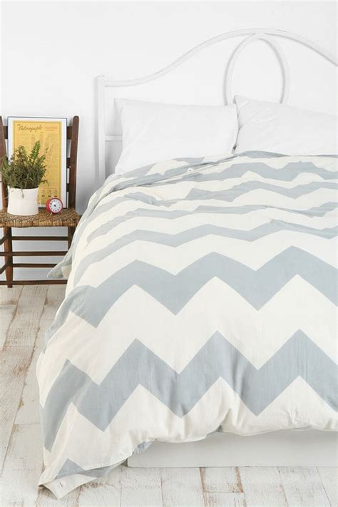 chevron duvet cover chevron bedding in the nursery or toddler room