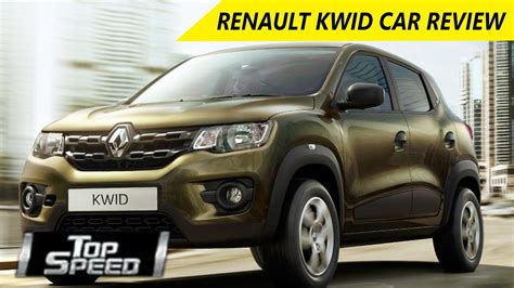 Renault Kwid Car Review