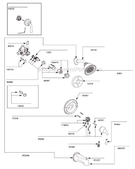 Moen Tcp Parts List Diagram Ereplacementparts