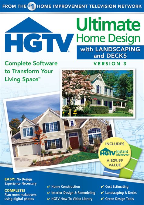 Hgtv Home Design And Remodeling Suite hgtv ultimate home design with landscaping and decks