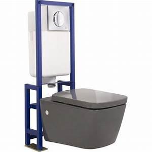 21 best images about wc suspendu on pinterest toilets With wc suspendu couleur gris