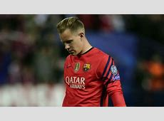 Barcelona's MarcAndre Ter Stegen Makes Return For Celtic
