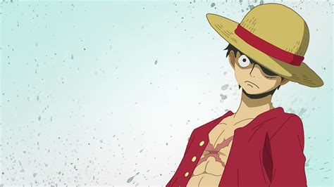 piece luffy   years wallpaper anime