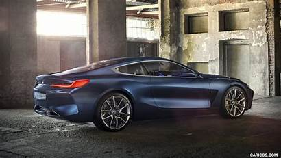 Bmw Series Concept Rear Quarter Three Wallpapers