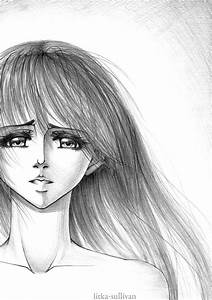 Depressed Girl Drawing | www.imgkid.com - The Image Kid ...