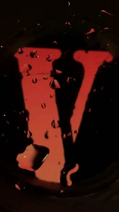 Vlone Wallpapers Friends Water Drops Theme