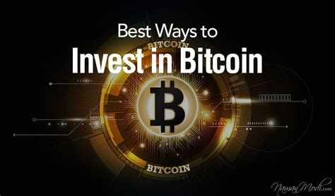 Bitcoin has been helped with positive bitcoin's share of the entire cryptocurrency market is at its highest level this year and near where it. Best Ways to Invest in Bitcoin | Naman Modi