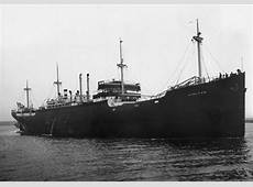 MS Vinland Norwegian Merchant Fleet 19391945