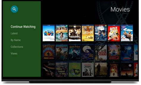 android tv app the new android tv app coming soon emby community