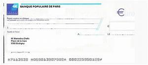 Cheque De Banque Banque Populaire : communiplace ~ Medecine-chirurgie-esthetiques.com Avis de Voitures