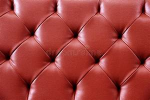 Red Texture Leather For Background. Repeat Pattern Stock ...