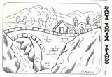 Paisajes Colorear Hermosos Imagenes Dibujos Dibujar Pintar Paisaje Bonitos Dibujo Ni Os Decoupage Drawings Rysunki Doodle Tokoonlineindonesia Ołowkiem Zeichnungen Murga sketch template