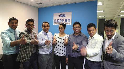 expert education  visa services youtube