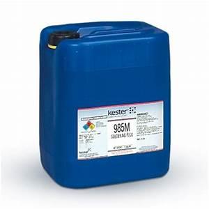 Kester Liquid Solder Flux - Soldering Consumables