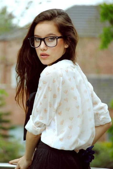 Love Those Glasses Fashionwork Attire Pinterest