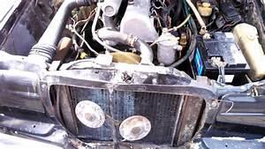 Mercedes-benz W115 200d Rat Engine Sound