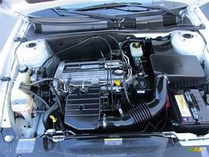 2004 Pontiac Grand Am Se Sedan 2 2 Liter Dohc 16