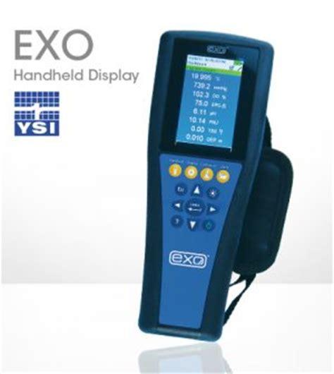 exo ysi ysi exo handheld display dependable easy to use