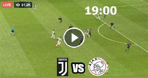 Live European Football | Juventus vs Barcelona (JUV v BAR ...