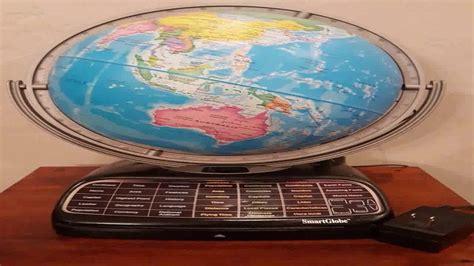 Oregon Scientific Talking Smart Globe Youtube