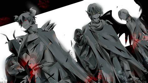 devil regains  strength hataraku