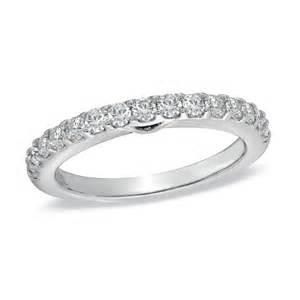 vera wang wedding rings vera wang style 18664284 white gold anniversary band engagement rings photos