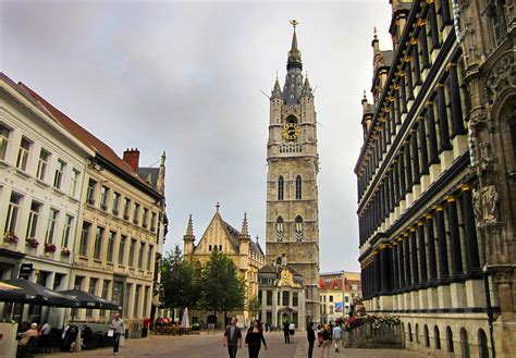 10 Things To Do In Ghent The Gem Of Belgium The