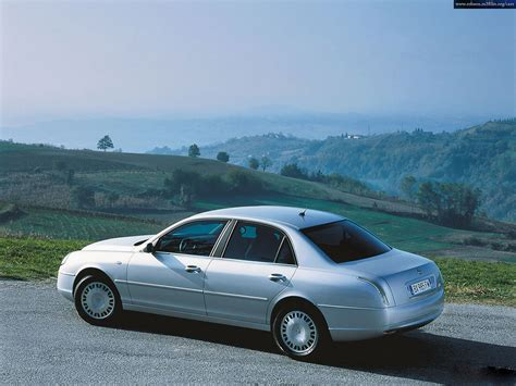 2002 Lancia Thesis Pictures Information And Specs