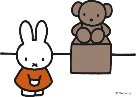 Review Of Dick Bruna's Miffy At The Gallery