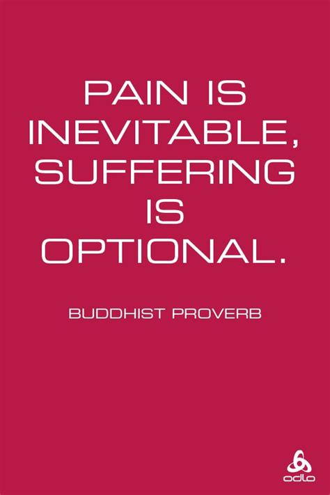 Inspirational Quote About Pain Suffering