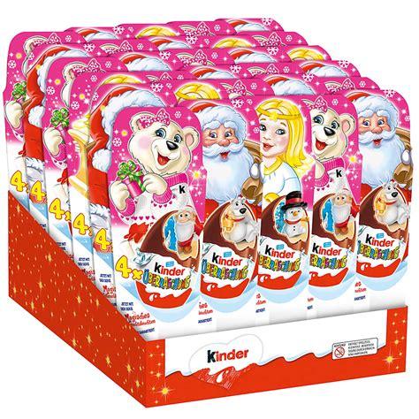 ei weihnachten kinder 220 berraschung rosa ei weihnachten 4er kaufen im world of shop