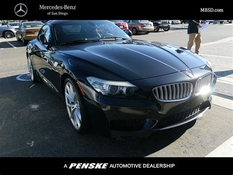 Find your dream at tipcars. Pre-Owned 2013 BMW Z4 Roadster sDrive35i Convertible in San Diego #26480LA | Mercedes-Benz of ...
