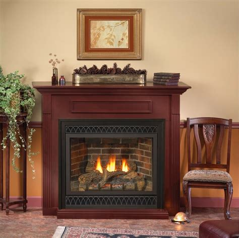 harth fireplace empire white mountain hearth tahoe deluxe direct vent gas