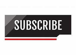YouTube Subscribe Button Free Download #3 By AlfredoCreates.com  Subscribe