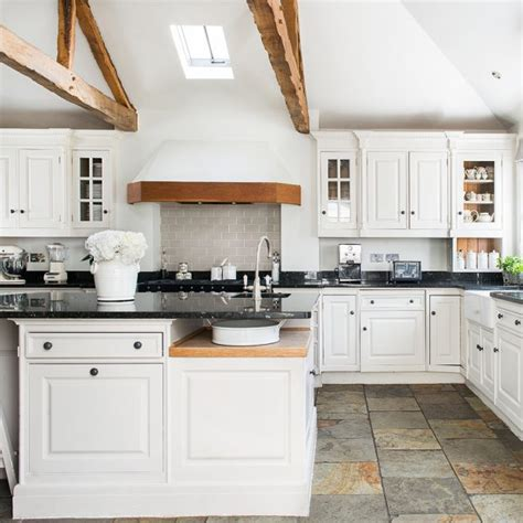 white country kitchen ideas country kitchen pictures ideal home 1283