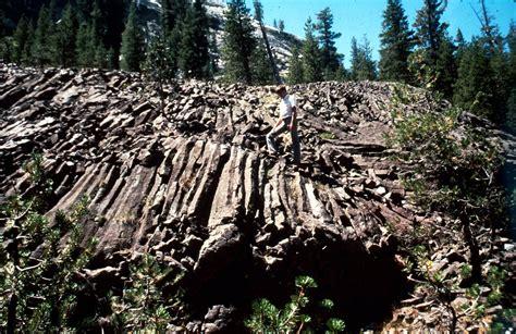geologic story  yosemite national park