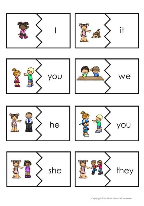 possessive adjectives worksheets for kindergarten