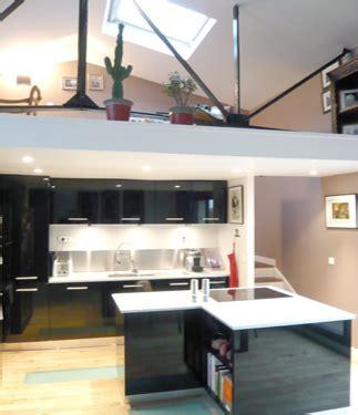 chambre ado déco mezzanine loft