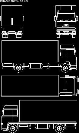 truck   autocad  cad   kb bibliocad