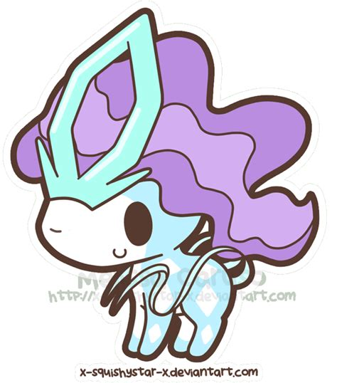 squishy suicune by x squishystar x things