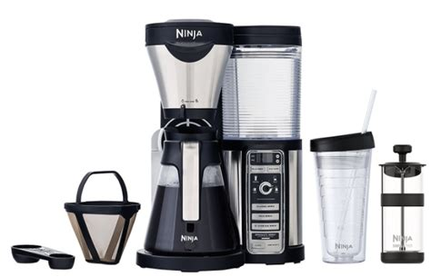 My honest ninja coffee bar review dives deep so you don't have to with key features, pros/cons, and important note: Amazon: Ninja Coffee Bar Brewer Only $109.99 Shipped (Regularly $180) - Hip2Save