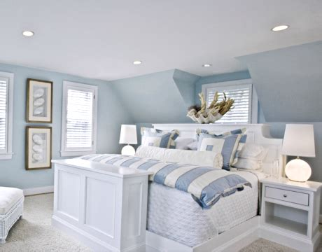 beautiful coastal beach bedroom decor ideas