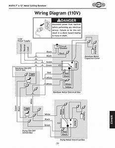 Wiring Diagram  110v