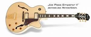 Epiphone Joe Pass Emperor Ii
