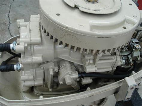 6 Hp Chrysler Outboard Boat Motor